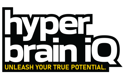 Hyper Brain IQ Logo
